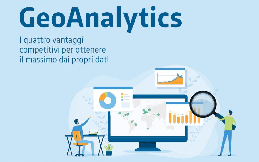 GeoAnalytics & Analisi geospaziale: come ottenere il massimo dai propri dati