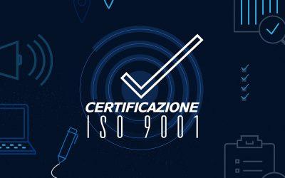 Certificazione ISO: un percorso di miglioramento continuo